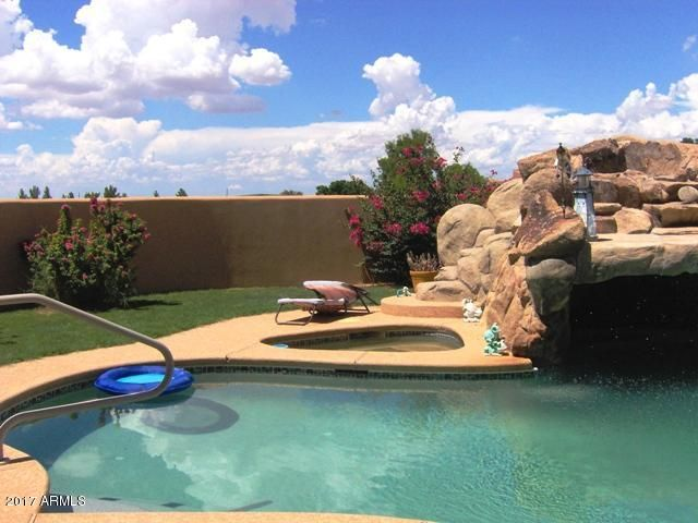 MLS 5642559 11688 N THUNDER MOUNTAIN Road, Coolidge, AZ 85128 Coolidge AZ Pool