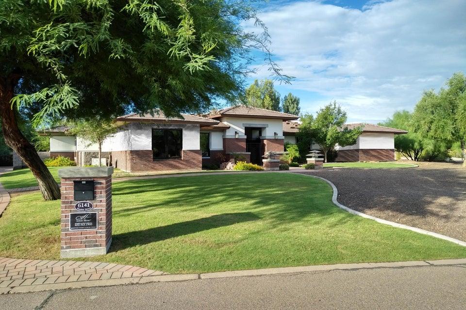 6141 E FANFOL Drive Paradise Valley, AZ 85253 - MLS #: 5587414