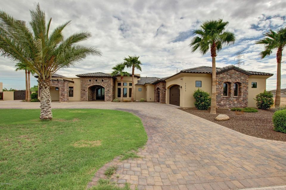 Photo of 9806 W JJ RANCH Road, Peoria, AZ 85383