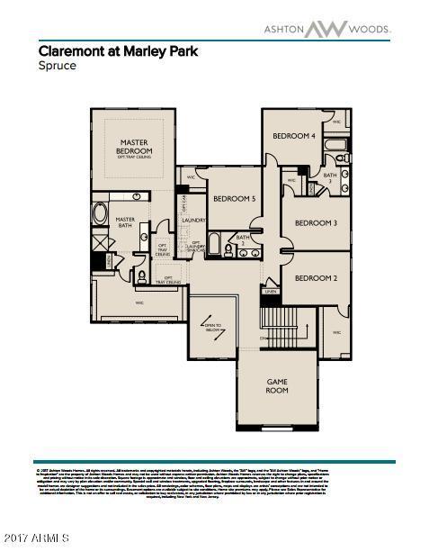 MLS 5643054 12896 N 145TH Avenue, Surprise, AZ 85379 Surprise AZ Newly Built
