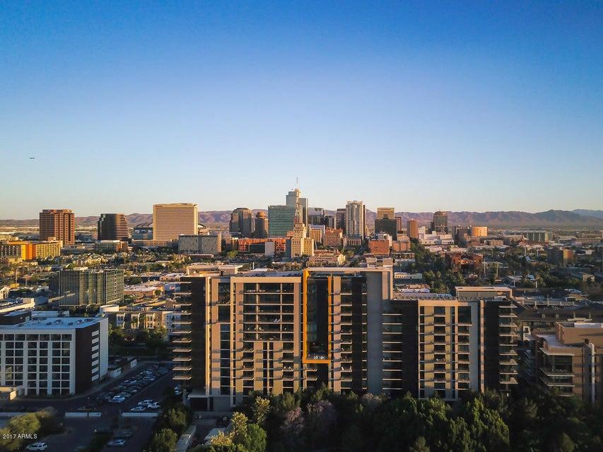 200 W Portland Street Unit 821 Phoenix, AZ 85003 - MLS #: 5563270