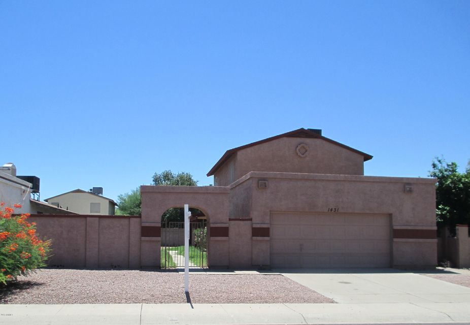 1431 E KRISTAL Way Phoenix, AZ 85024 - MLS #: 5628611