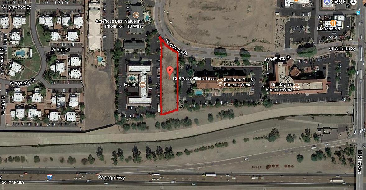 5219 W WILLETTA Street Phoenix, AZ 85043 - MLS #: 5643550