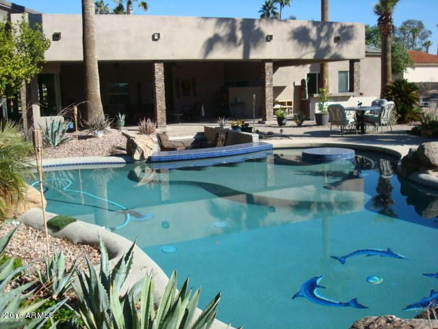 7028 N VIA DE ALEGRIA Scottsdale, AZ 85258 - MLS #: 5644806