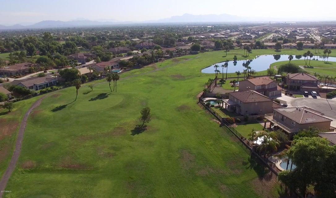 MLS 5644846 2630 E CATCLAW Street, Gilbert, AZ 85296 Golf Course Lots