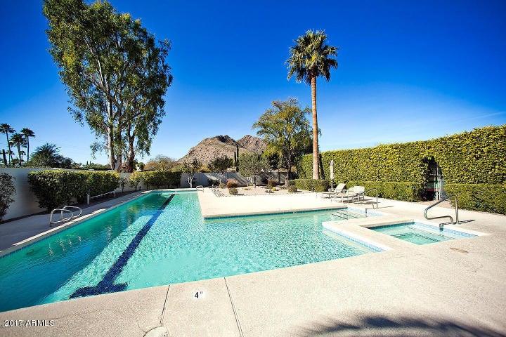 MLS 5645235 5101 N CASA BLANCA Drive Unit 19, Paradise Valley, AZ Paradise Valley AZ Gated