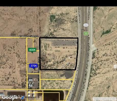 0 S 202nd Street Mesa, AZ 85212 - MLS #: 5645250