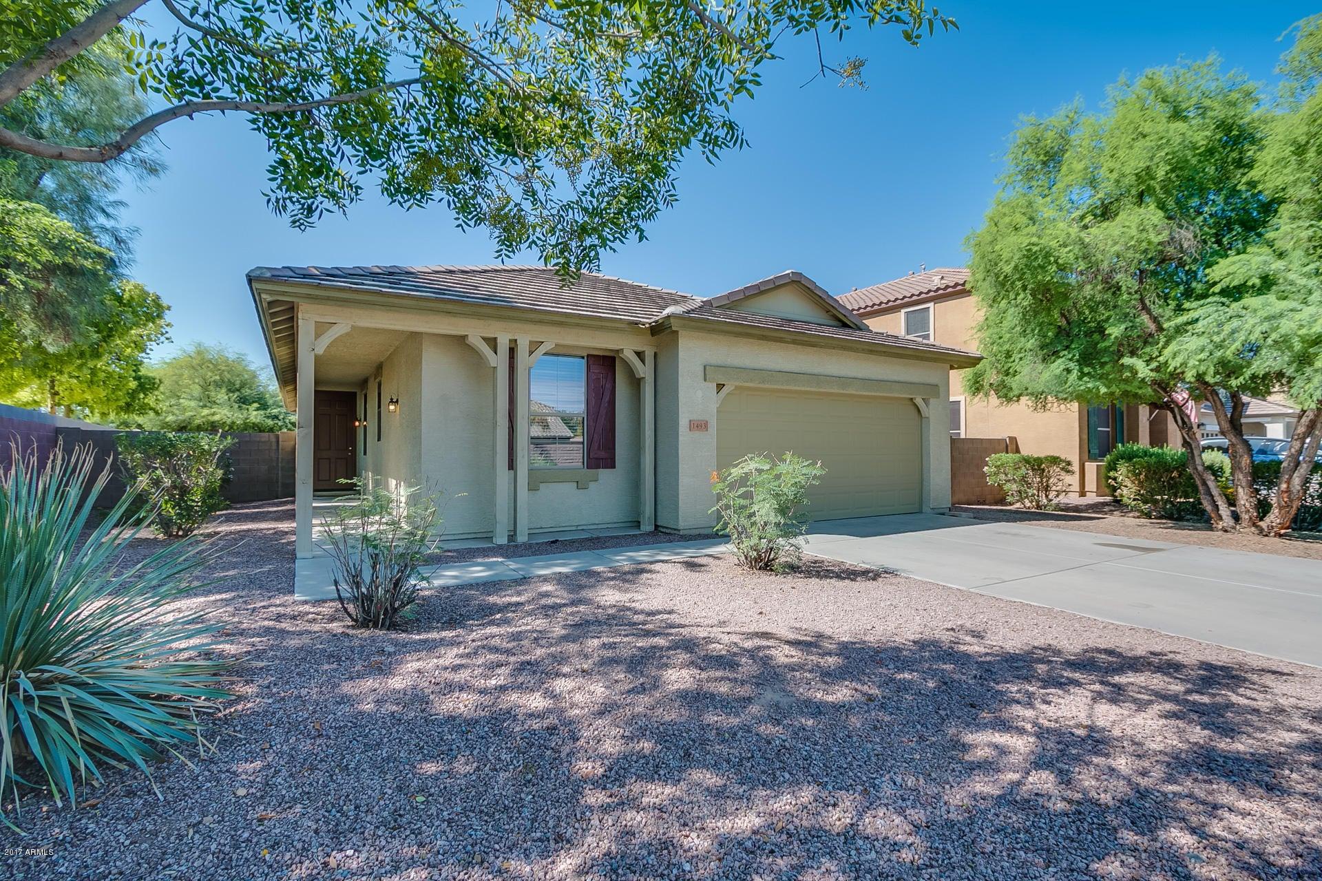 MLS 5645782 1493 E CHESTNUT Lane, Gilbert, AZ 85298 Gilbert AZ Vista Dorada
