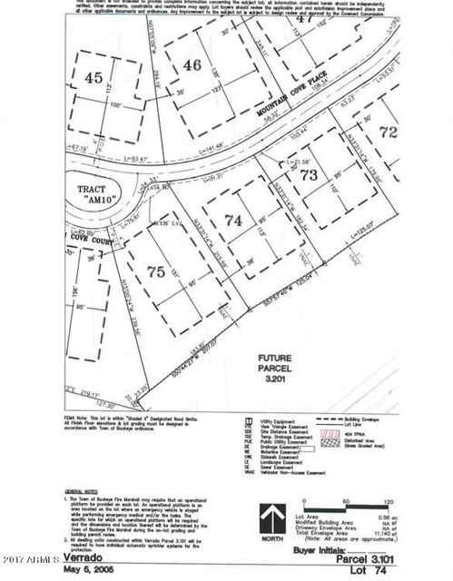 21039 W MOUNTAIN COVE Place Buckeye, AZ 85396 - MLS #: 5646013