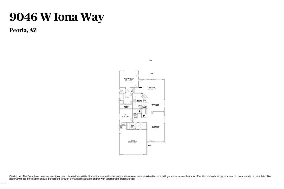 3207 S Johnson Pl. Kennewick, WA 99337 - MLS #: 221072