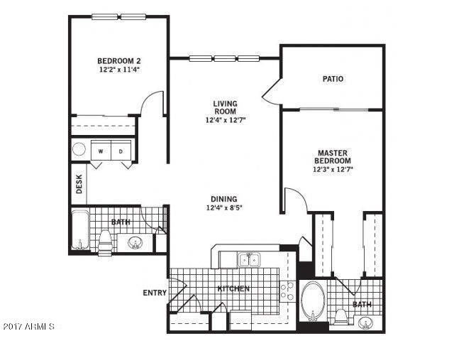 MLS 5646204 20100 N 78TH Place Unit 2213 Building 38, Scottsdale, AZ 85255 Scottsdale AZ Grayhawk