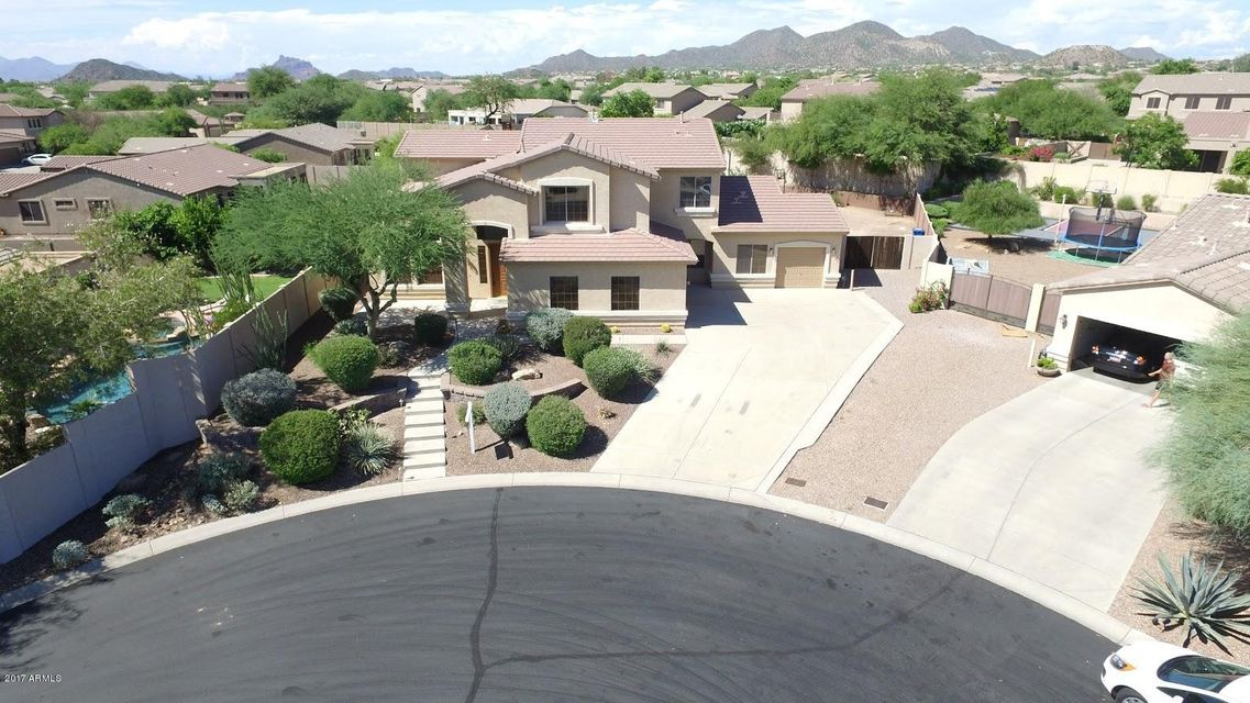 Photo of 8036 E KRAMER Circle, Mesa, AZ 85207