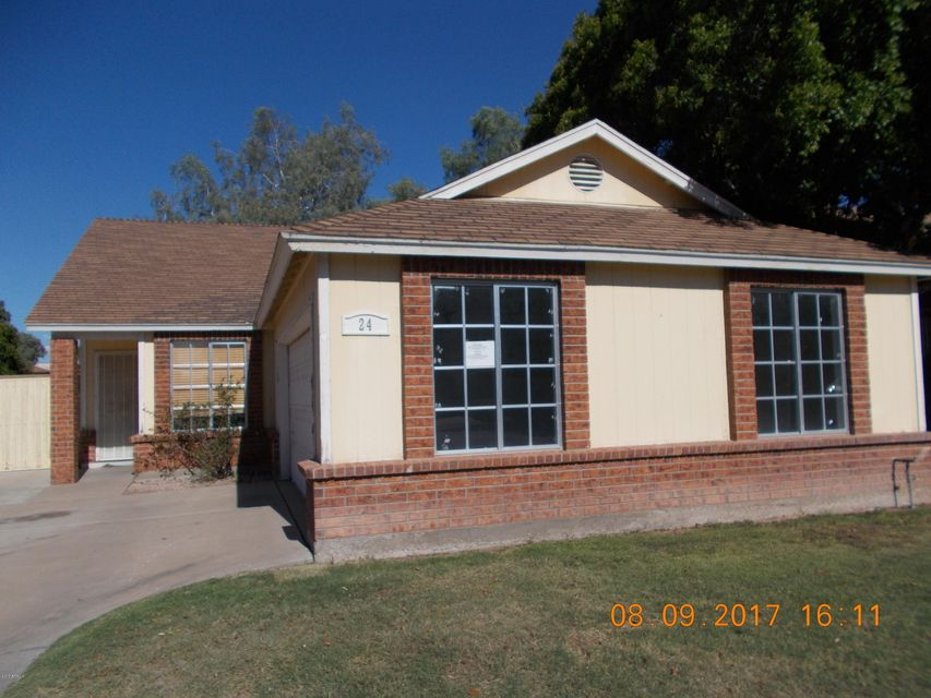 MLS 5646689 1111 N 64TH Street Unit 24, Mesa, AZ 85205 Mesa AZ REO Bank Owned Foreclosure