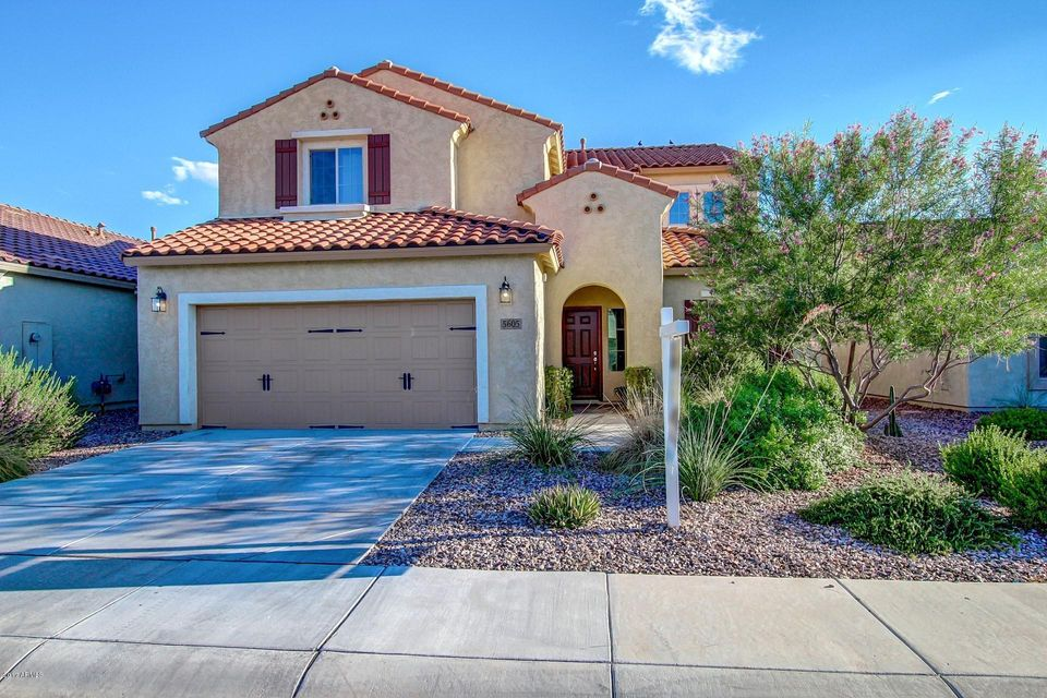 MLS 5645928 5605 W MONTEBELLO Way, Florence, AZ Florence AZ Anthem At Merrill Ranch Newly Built