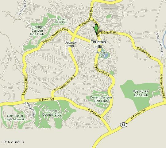 MLS 5648302 15407 E Crested Butte Trail, Fountain Hills, AZ 85268 Fountain Hills AZ Private Pool