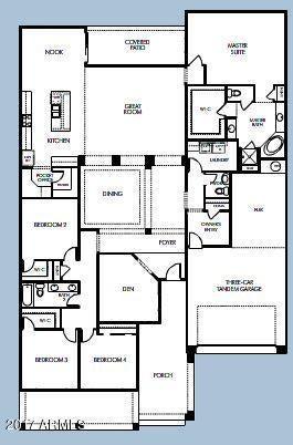MLS 5648328 2265 N PARK Street, Buckeye, AZ 85396 Buckeye AZ Newly Built
