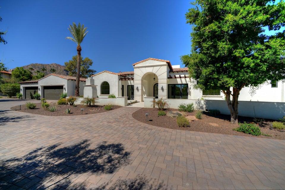 6025 E LINCOLN Drive, Paradise Valley AZ 85253