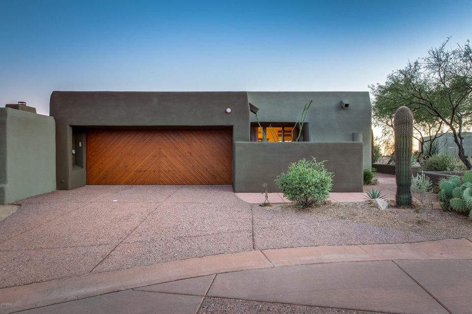 9821 E GRAYTHORN Drive, Desert Mountain, Arizona