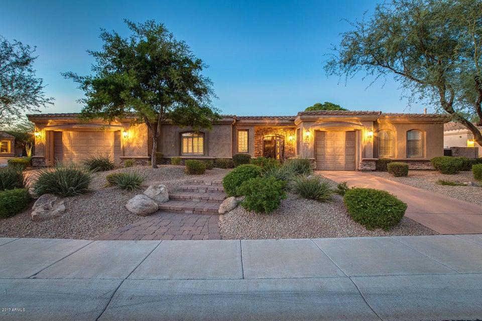 7846 E Candelaria Drive, Scottsdale AZ 85255