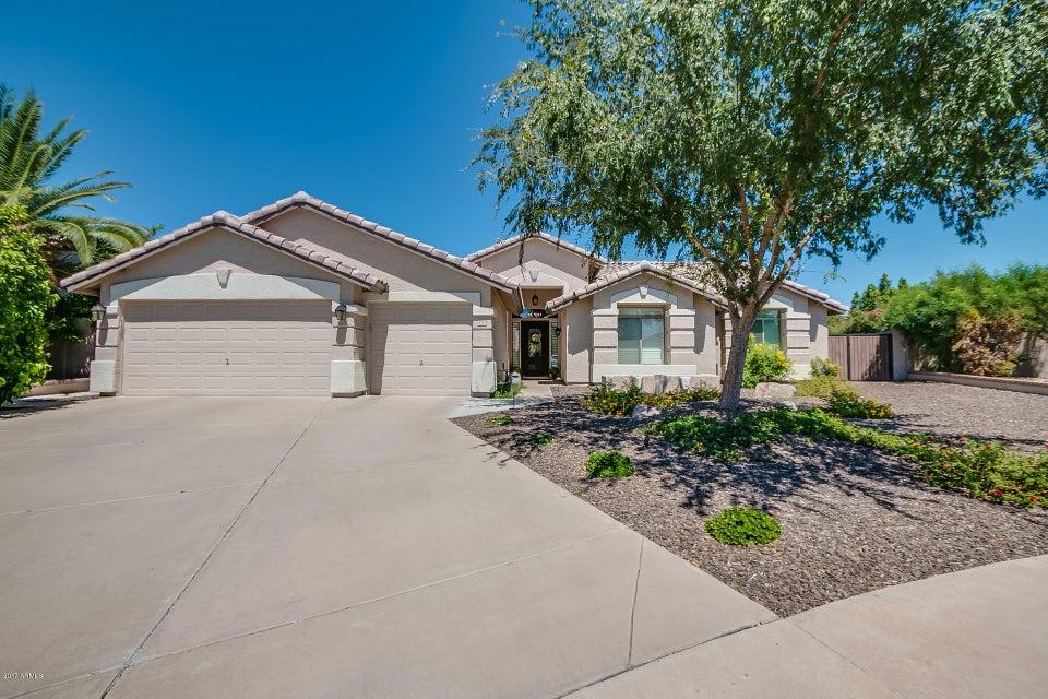 Photo of 4352 E ELLIS Circle, Mesa, AZ 85205