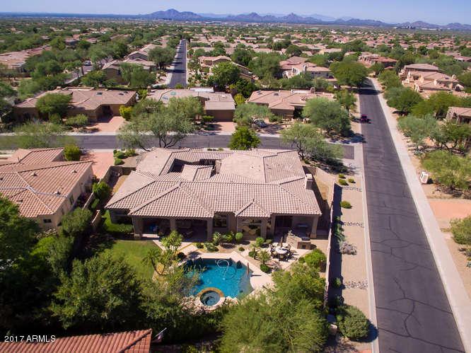 7846 E Candelaria Drive Scottsdale, AZ 85255 - MLS #: 5651315