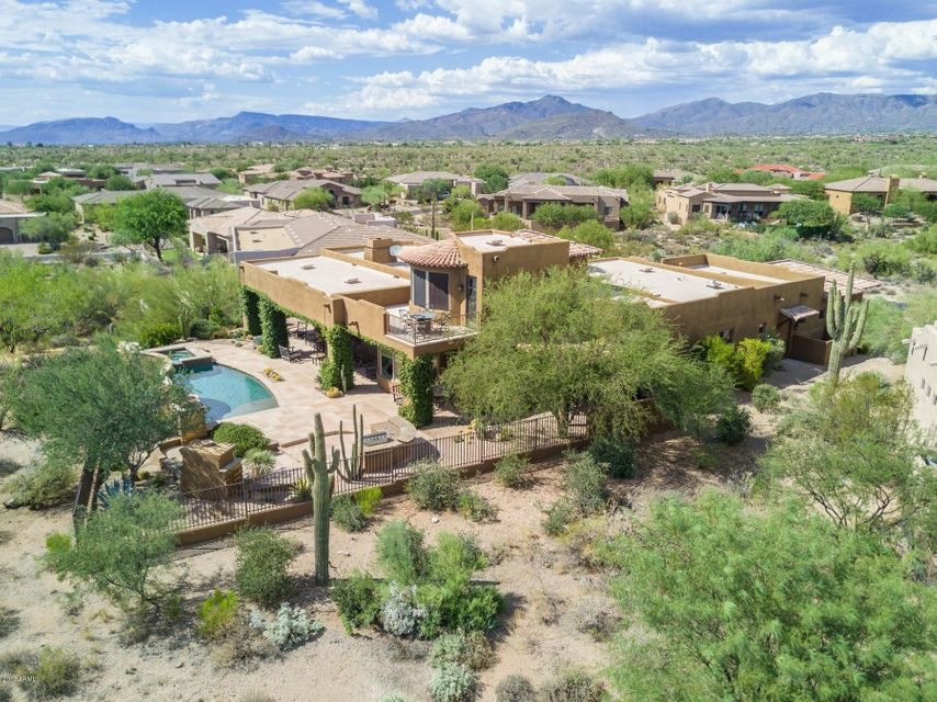 Additional photo for property listing at 9919 E Western Sky Lane 9919 E Western Sky Lane Scottsdale, Arizona,85262 United States