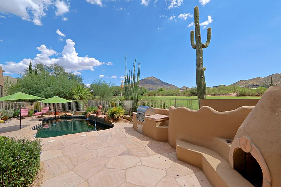 Homes For Sale In The Knolls Cave Creek Az