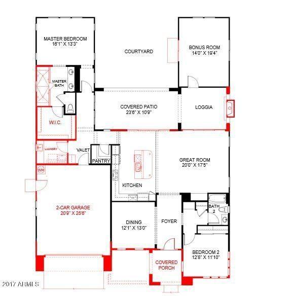 MLS 5653001 20976 W COLLEGE Drive, Buckeye, AZ 85396 Buckeye AZ Newly Built
