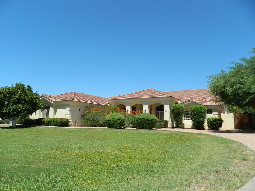 Photo of 3844 E MCLELLAN Road, Mesa, AZ 85205