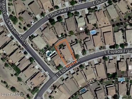 MLS 5654049 2486 E ESPADA Trail, Casa Grande, AZ Casa Grande AZ Mission Royale