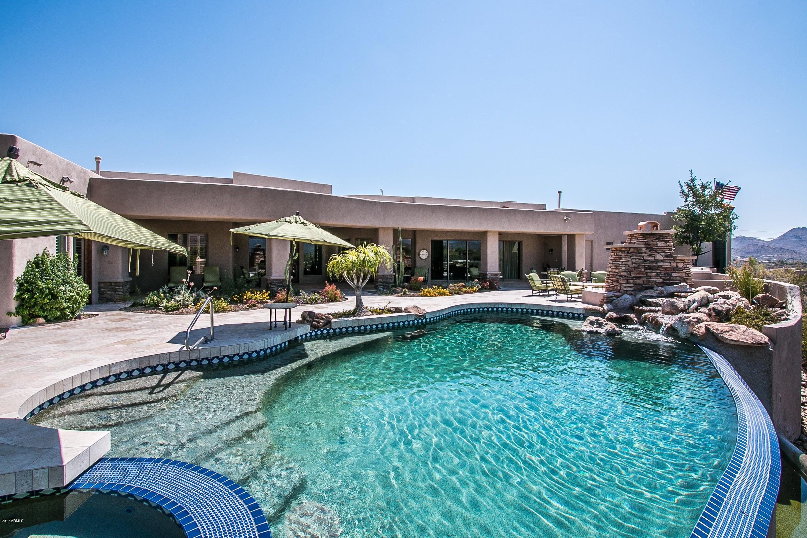39211 N SCHOOL HOUSE Road Cave Creek, AZ 85331 - MLS #: 5654618