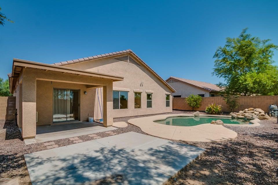 MLS 5654201 25609 W GLOBE Avenue, Buckeye, AZ 85326 Buckeye AZ Westpark