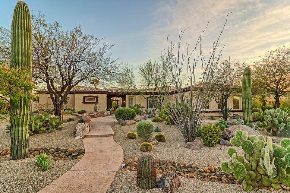 Photo of home for sale at 8047 GRANITE PASS Road E, Scottsdale AZ