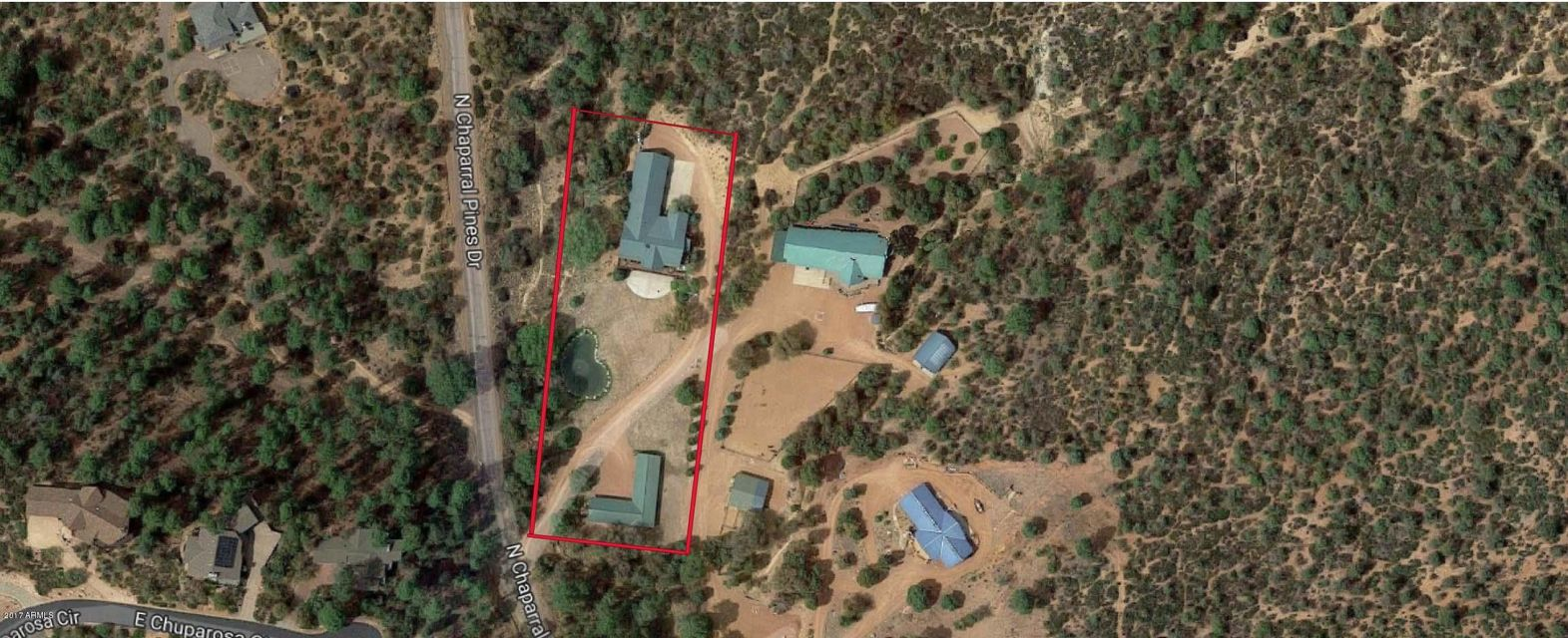 707 N Chaparral Pines Drive Payson, AZ 85541 - MLS #: 5657732