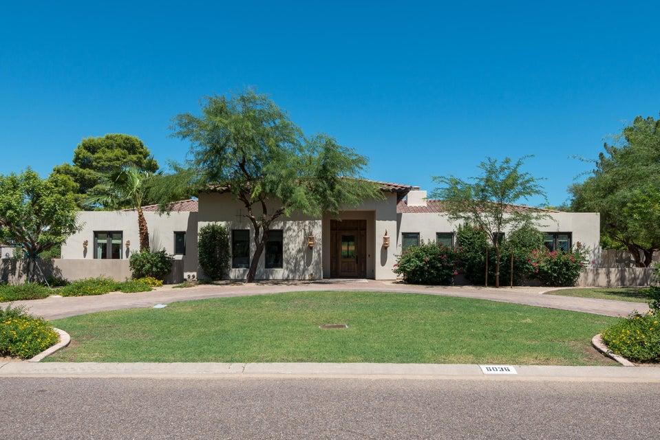 6036 E VIA ESTRELLA Avenue Paradise Valley, AZ 85253 - MLS #: 5655807