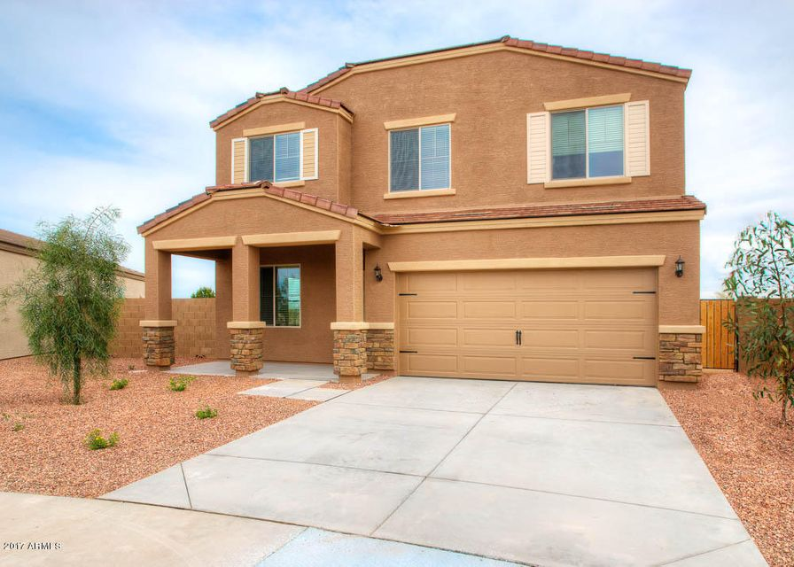 Photo of home for sale at 38040 LA PAZ Street W, Maricopa AZ