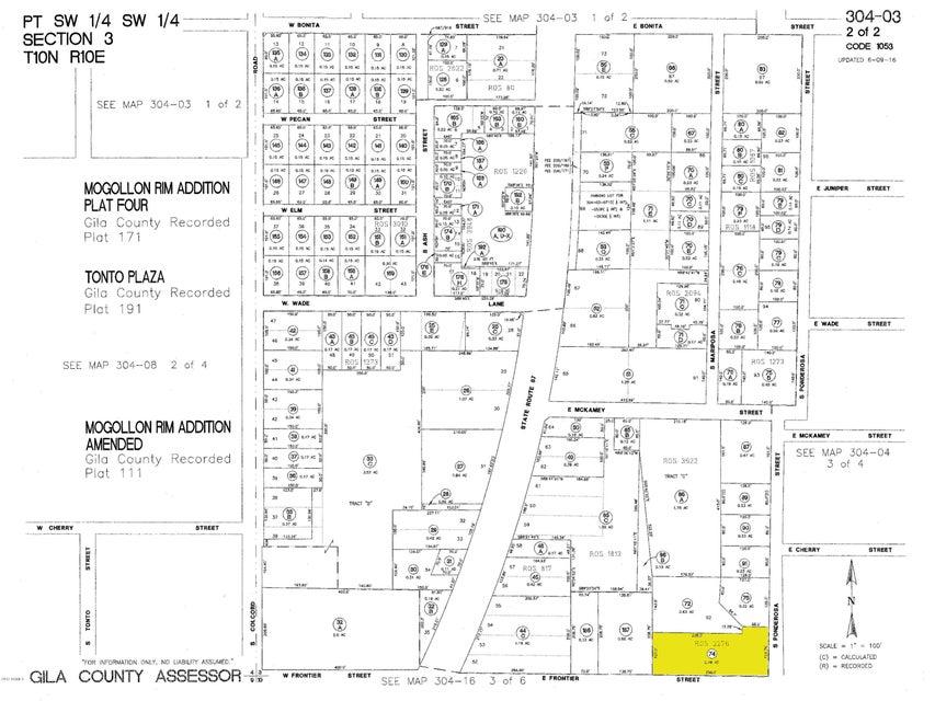 MLS 5596383 200-202 E Frontier Street, Payson, AZ Payson AZ Luxury