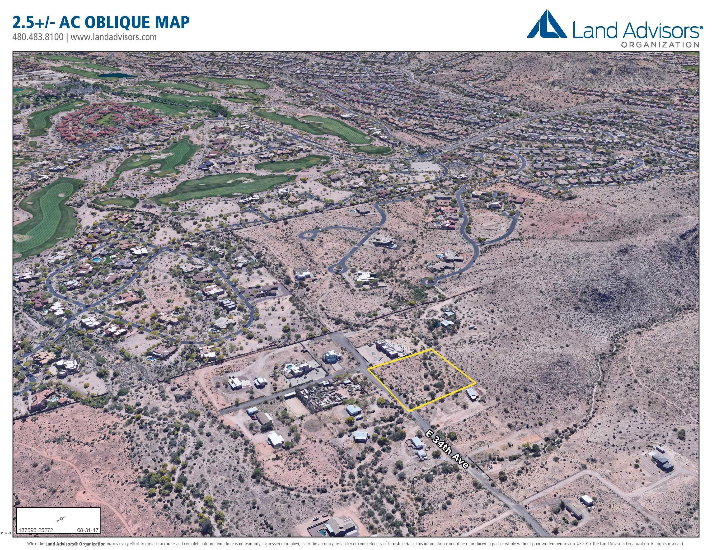 0 E 34th Avenue Apache Junction, AZ 85119 - MLS #: 5656561