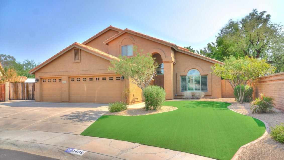 9409 E WOOD Drive, Scottsdale AZ 85260