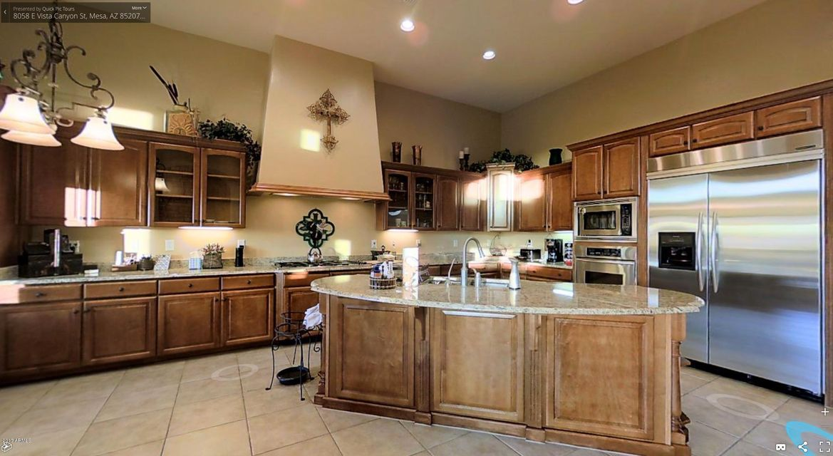 8058 E VISTA CANYON Street Mesa, AZ 85207 - MLS #: 5643529