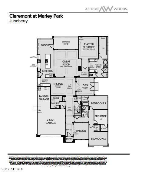 MLS 5658600 12734 N 145TH Avenue, Surprise, AZ 85379 Surprise AZ Newly Built