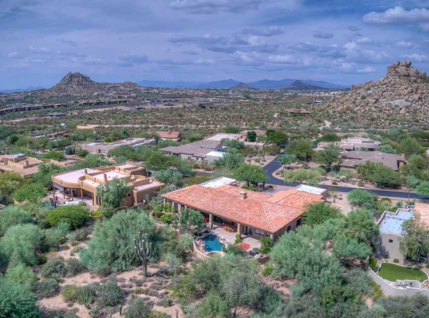 MLS 5658735 11035 E Desert Troon Lane, Scottsdale, AZ 85255 Scottsdale AZ Troon Village
