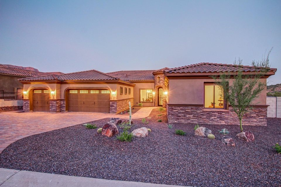 Photo of 4143 S WILLOW SPRINGS Trail, Gold Canyon, AZ 85118