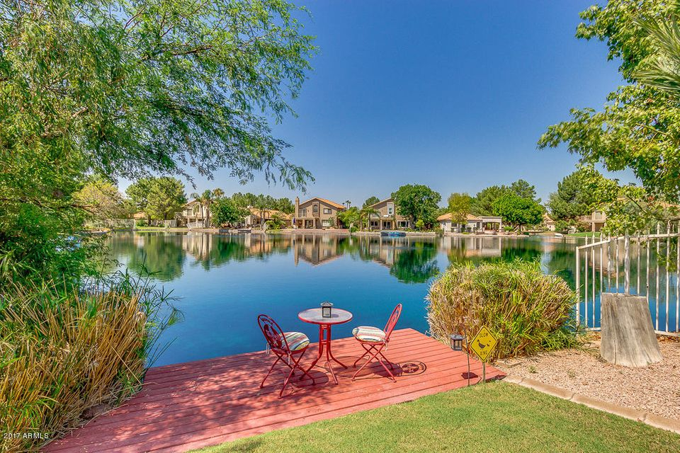 Photo of 1674 S SYCAMORE Place, Chandler, AZ 85286