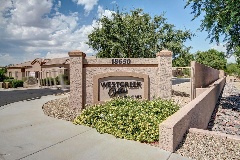 MLS 5661972 18650 N 91ST Avenue Unit 3601 Building 3601, Peoria, AZ 85382 Peoria AZ Condo or Townhome