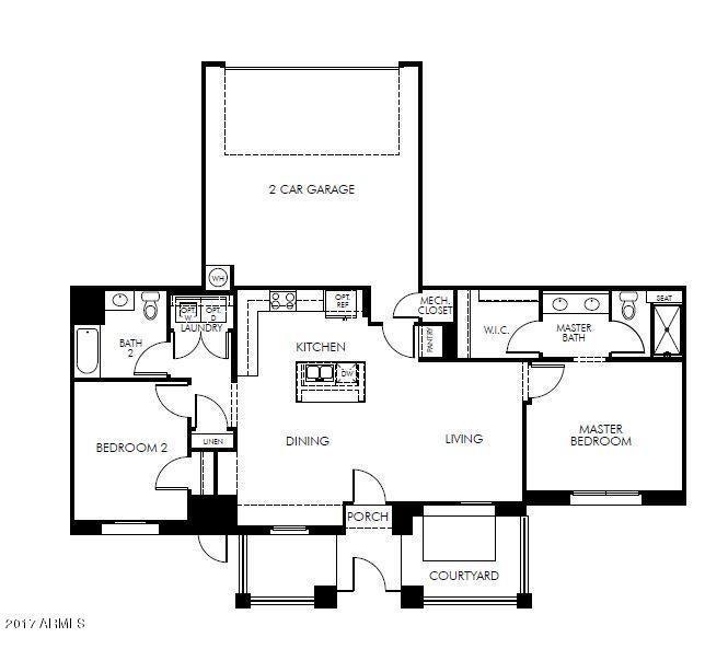6565 E THOMAS Road Unit 1089 Scottsdale, AZ 85251 - MLS #: 5660148