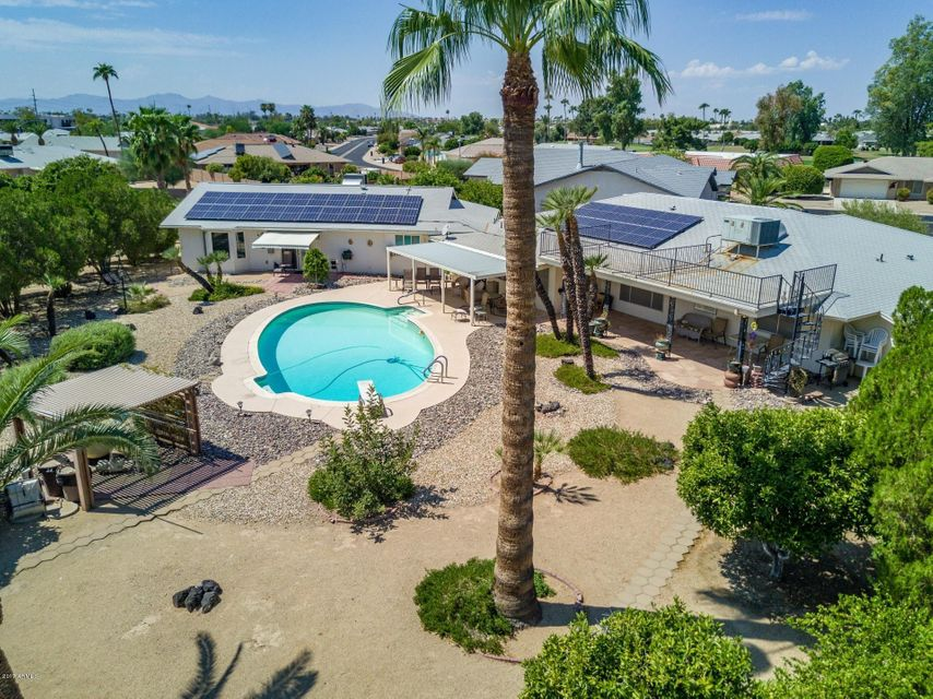 MLS 5659477 17023 N COUNTRY CLUB Drive, Sun City, AZ 85373 Sun City AZ Tennis Court