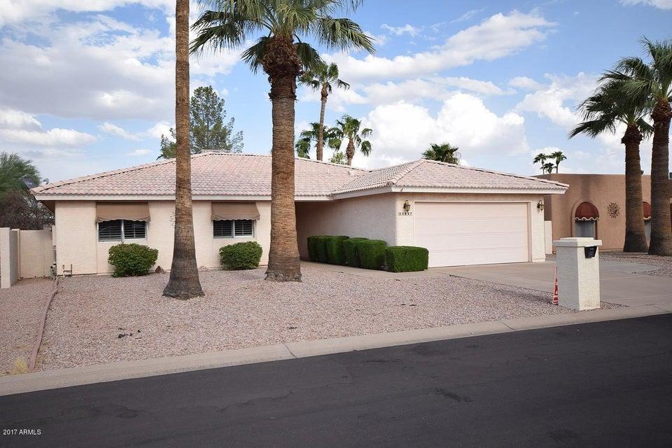 MLS 5660494 25837 S FOXGLENN Drive, Sun Lakes, AZ 85248 Sun Lakes AZ Cottonwood