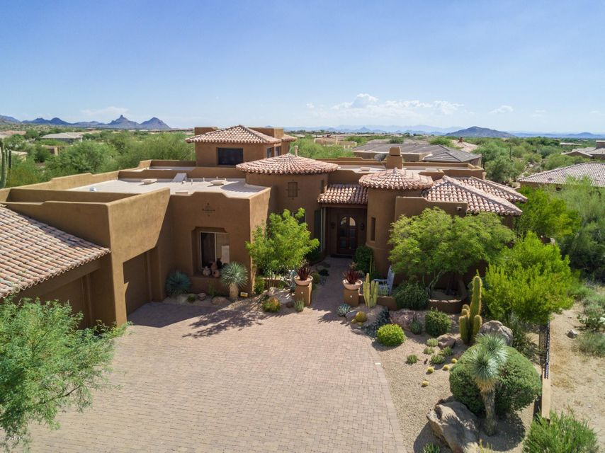 Additional photo for property listing at 9919 E Western Sky Lane 9919 E Western Sky Lane Scottsdale, Arizona,85262 United States