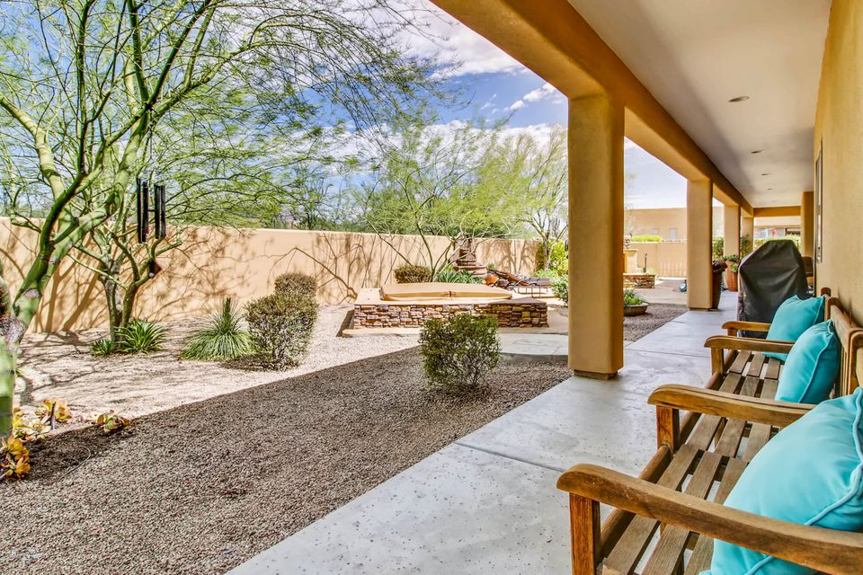 5458 E DESERT FOREST Trail Cave Creek, AZ 85331 - MLS #: 5662122